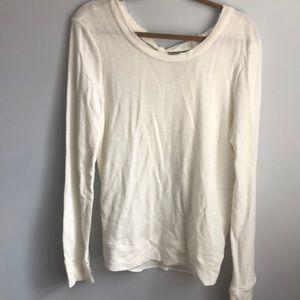 NWT Nordstrom Lightweight Sweatshirt